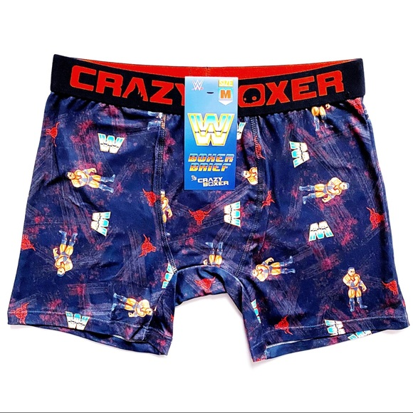 Crazy Boxers Pack for Men and Kids